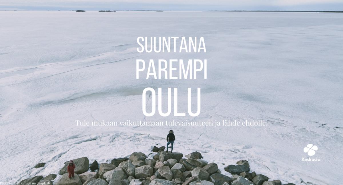 Oulun Keskusta